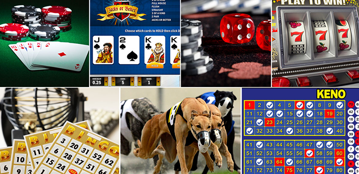 Types of Gambling