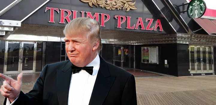 Trump and Trump Plaza
